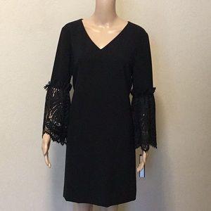 NWT Black Tahari Dress